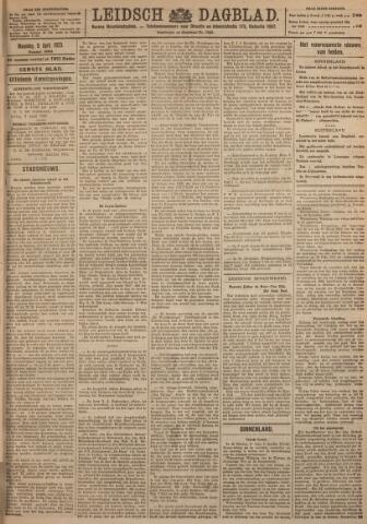 Leidsch Dagblad 1923-04-09