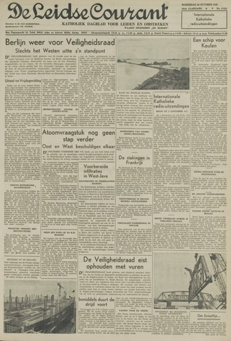 Leidse Courant 1948-10-20
