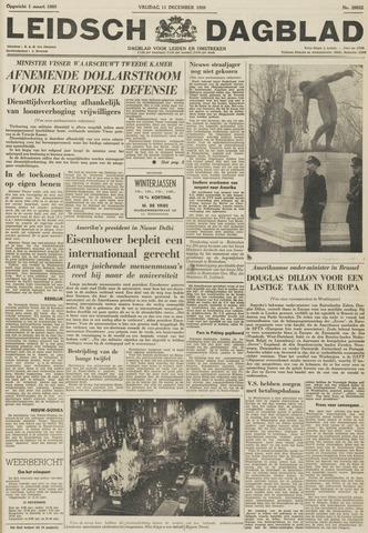 Leidsch Dagblad 1959-12-11
