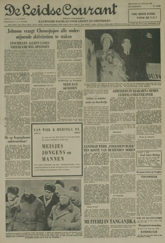 Leidse Courant 1964-01-20