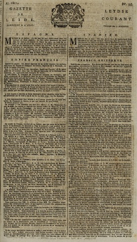 Leydse Courant 1811-08-09