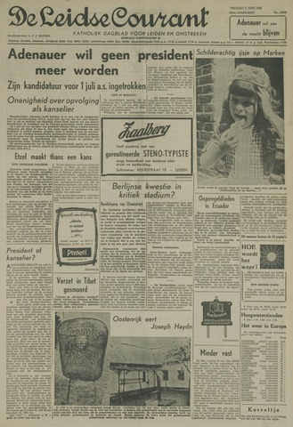 Leidse Courant 1959-06-05
