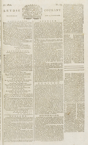 Leydse Courant 1822-02-27