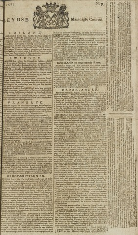 Leydse Courant 1771-08-05