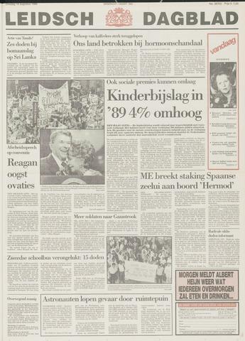 Leidsch Dagblad 1988-08-16
