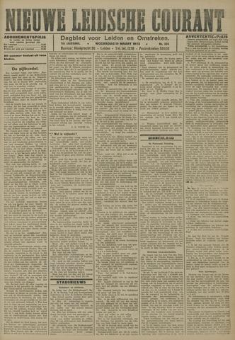 Nieuwe Leidsche Courant 1923-03-14