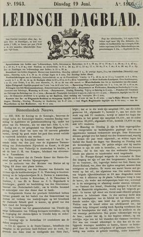 Leidsch Dagblad 1866-06-19
