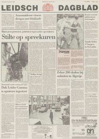 Leidsch Dagblad 1988-10-10