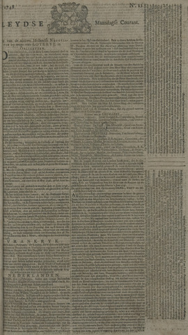 Leydse Courant 1748-02-19