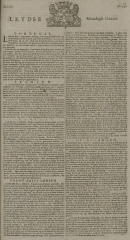Leydse Courant 1727-10-20