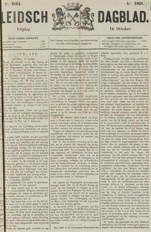 Leidsch Dagblad 1868-10-16