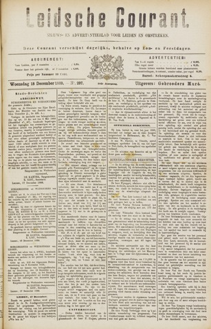 Leydse Courant 1889-12-18