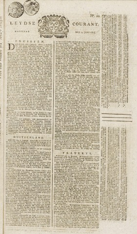 Leydse Courant 1814-01-24