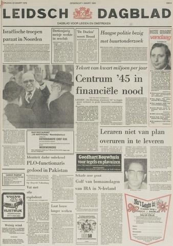 Leidsch Dagblad 1979-03-23
