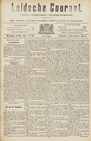 Leydse Courant 1889-05-15