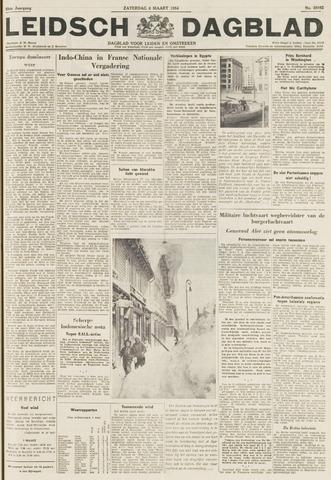 Leidsch Dagblad 1954-03-06