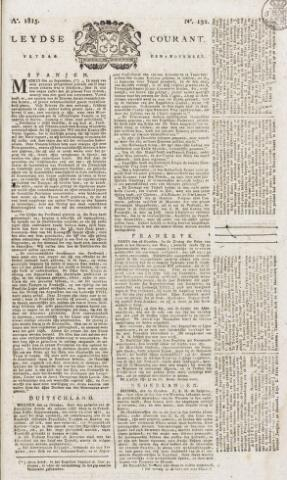 Leydse Courant 1815-11-03