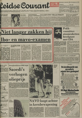 Leidse Courant 1980-09-18