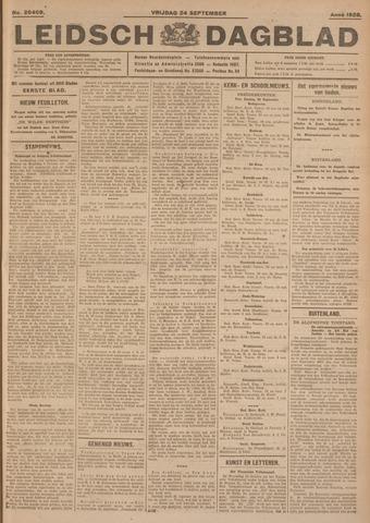 Leidsch Dagblad 1926-09-24