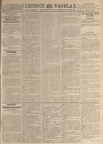 Leidsch Dagblad 1921-07-19