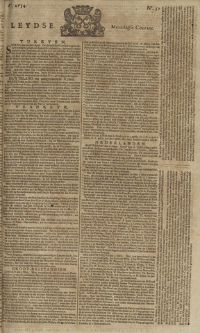 Leydse Courant 1754-05-13