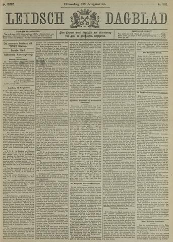 Leidsch Dagblad 1911-08-15