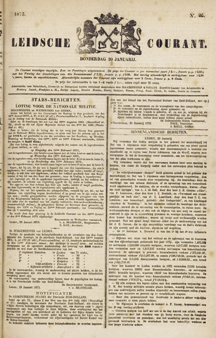 Leydse Courant 1873-01-30