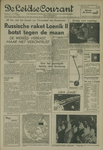 Leidse Courant 1959-09-14