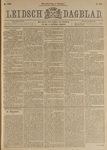 Leidsch Dagblad 1901-03-07