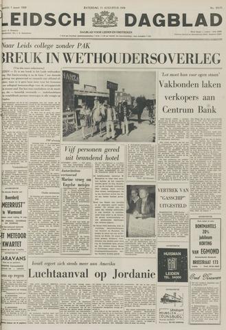 Leidsch Dagblad 1970-08-15