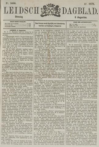 Leidsch Dagblad 1878-08-06
