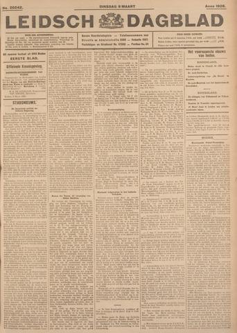 Leidsch Dagblad 1926-03-09