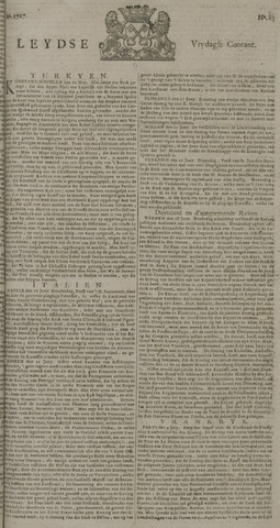 Leydse Courant 1727-07-11