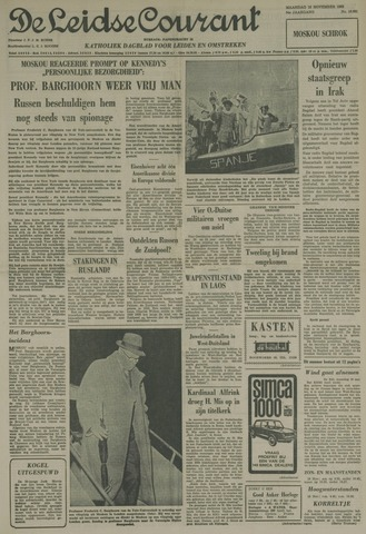 Leidse Courant 1963-11-18