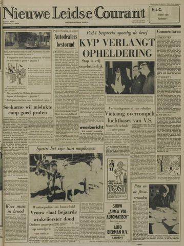 Nieuwe Leidsche Courant 1965-10-28
