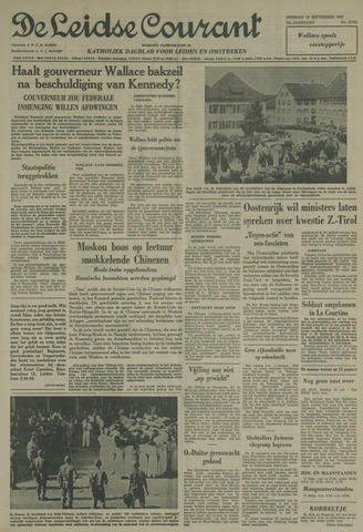 Leidse Courant 1963-09-10