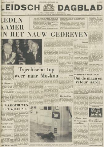 Leidsch Dagblad 1968-09-18