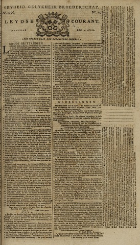 Leydse Courant 1796-04-25