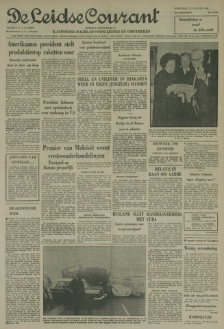 Leidse Courant 1964-01-22