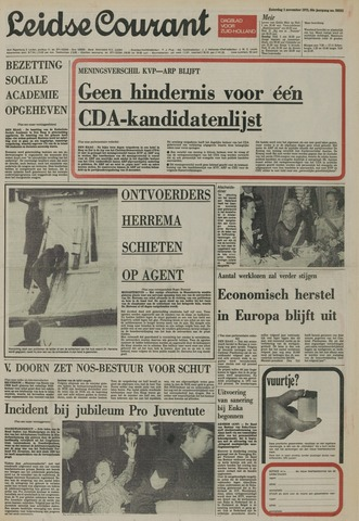 Leidse Courant 1975-11-01