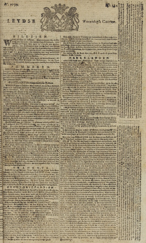 Leydse Courant 1759-11-07