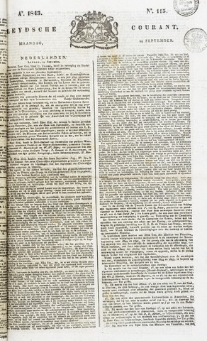 Leydse Courant 1843-09-25