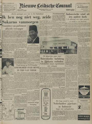 Nieuwe Leidsche Courant 1957-12-13