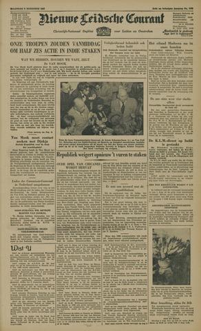 Nieuwe Leidsche Courant 1947-08-04