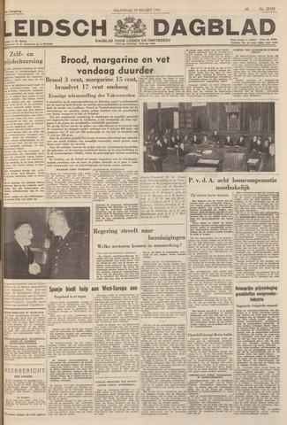 Leidsch Dagblad 1951-03-19