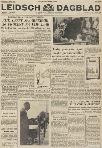Leidsch Dagblad 1959-11-10