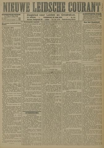 Nieuwe Leidsche Courant 1923-06-20