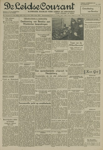 Leidse Courant 1948-02-20