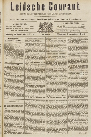 Leydse Courant 1887-03-26