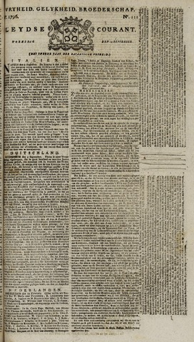 Leydse Courant 1796-09-14